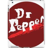 Pepper 8 bit iPad Case/Skin
