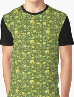 Yellow Rose Boquet Graphic T-Shirt
