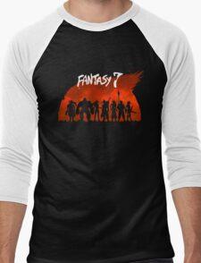 Fantasy VII Men's Baseball ¾ T-Shirt