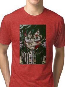 Izuku Midoriya - Boku no Hero Academia   My Hero Academia Tri-blend T-Shirt