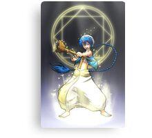 Magi Aladdin Metal Print