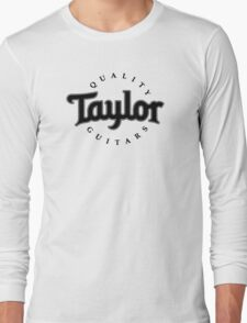 Taylor Guitars Long Sleeve T-Shirt
