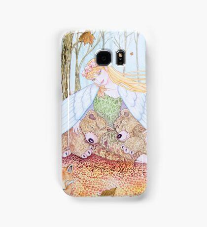 Autumn Breeze Samsung Galaxy Case/Skin