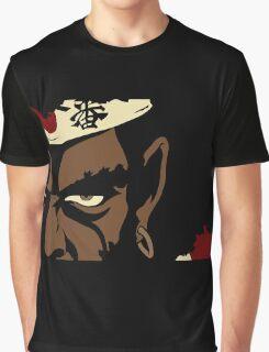 Afro samurai Graphic T-Shirt