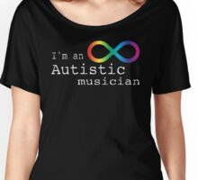 Autistic Musician Women's Relaxed Fit T-Shirt