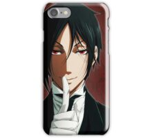 Sebastian Michaelis Black Butler / Kuroshitsuji design iPhone Case/Skin