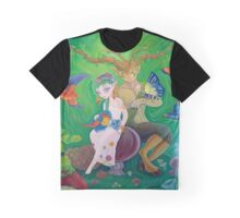 Titania and Oberon Graphic T-Shirt