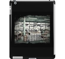 Women Assembly Workers WWII iPad Case/Skin