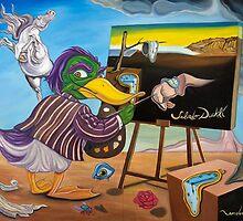 Salvador Ducklí by Wil Zender