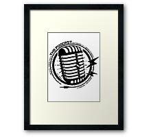Txr Podcast Framed Print