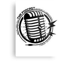 Txr Podcast Metal Print
