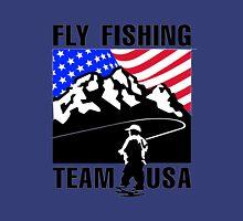 TEAM USA FLY FISHING Unisex T-Shirt