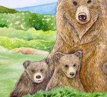 Mother Bear Sticker