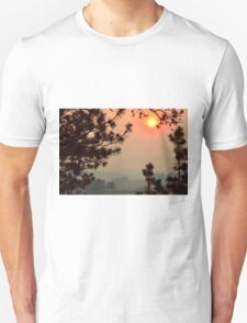 Wildfire Smoke  Unisex T-Shirt
