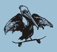 Pelican Skate Baby Tee