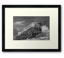Edinburgh Castle, Scotland Framed Print