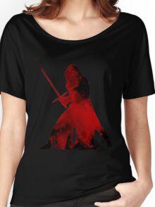 Kylo Ren - Star Wars Women's Relaxed Fit T-Shirt