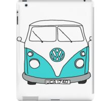 VW Bus iPad Case/Skin