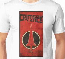 Crimson Lance Unisex T-Shirt