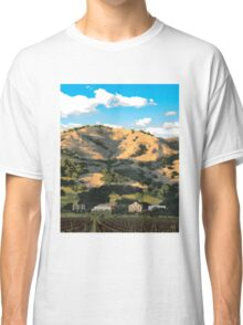 Napa Valley - Regusci Winery Classic T-Shirt
