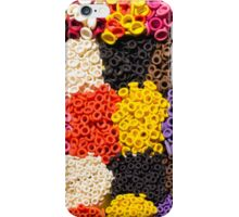 Colorful pattern of balloon nozzles iPhone Case/Skin