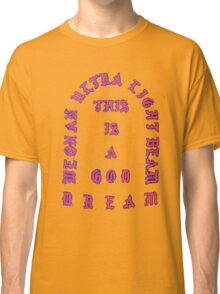 THE LIFE OF PABLO MERCH Classic T-Shirt
