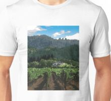 Napa Valley - Far Niente Winery Unisex T-Shirt
