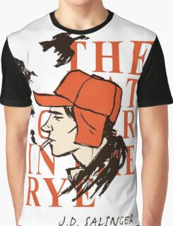 The Catcher in The Rye Graphic T-Shirt