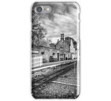 Alston Railway Station, Cumbria iPhone Case/Skin