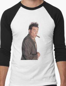 Kramer smoken Men's Baseball ¾ T-Shirt