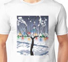 Napa Valley - Holiday Vine Unisex T-Shirt