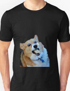 Corgi Banana (snoopy) T-Shirt