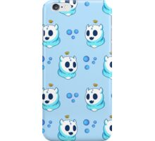 Blue Ghost Gummy iPhone Case/Skin