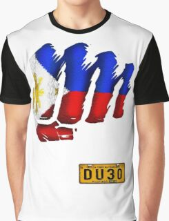 PHist of DU30 Graphic T-Shirt
