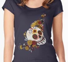 Day of the Punk Women's Fitted Scoop T-Shirt