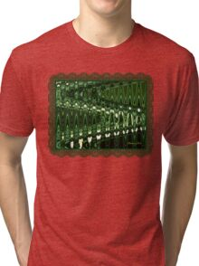 Go Green ~ Good Vibrations Tri-blend T-Shirt