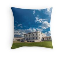 The Queen's House, Greenwich Throw Pillow