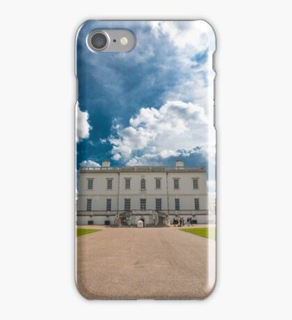 The Queen's House, Greenwich iPhone Case/Skin