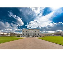 The Queen's House, Greenwich Photographic Print