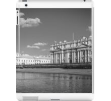 The Old Royal Naval College, Greenwich, England iPad Case/Skin