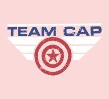 """TEAM CAP """"Civil War 2016"""" One Piece - Long Sleeve"""