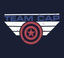 "TEAM CAP ""Civil War 2016"" Kids Tee"
