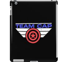 "TEAM CAP ""Civil War 2016"" iPad Case/Skin"
