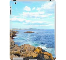 Peggy's Cove iPad Case/Skin