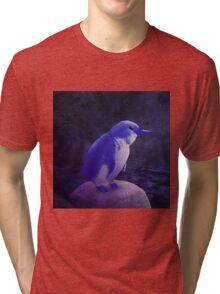 Little Blue Penguin Tri-blend T-Shirt