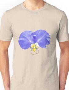 Lovely Cute Blue White Yellow Garden Floral Unisex T-Shirt