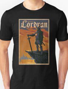 Lordran Dark Soul Unisex T-Shirt