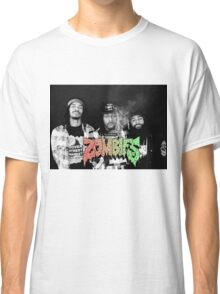 Flatbush Zombies Black & White Classic T-Shirt