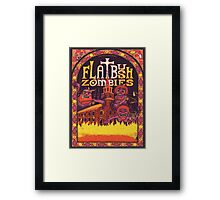 Flatbush Zombies Church  Framed Print