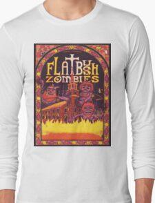 Flatbush Zombies Church  Long Sleeve T-Shirt